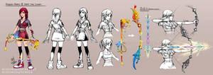 KH - Fan Concept for KH3 Kairi