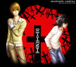 Death Note - Light and L