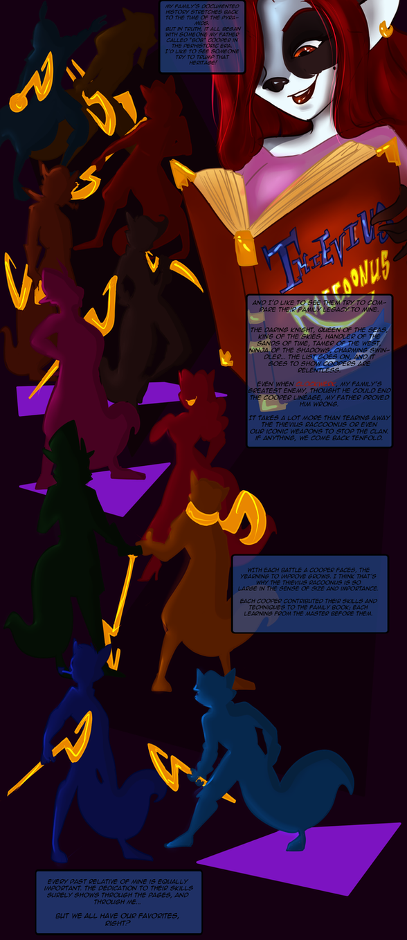The Cooper Heroines ::Prologue pg 2:: by Vixcoon