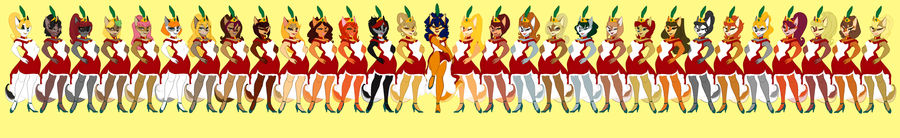 The Vixenettes ::COM::