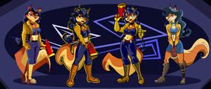 The Evolution of Carmelita Fox