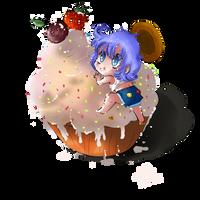 Cupcake Sumima by Suesanne