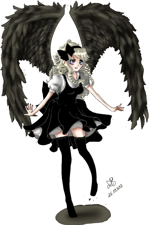 Fallen Angel by Suesanne
