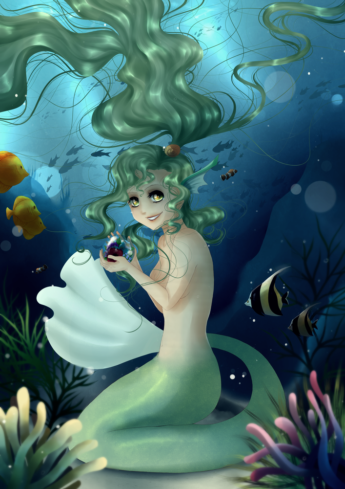 Under the Sea by Suesanne