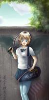:C: Azusa Miyazaki