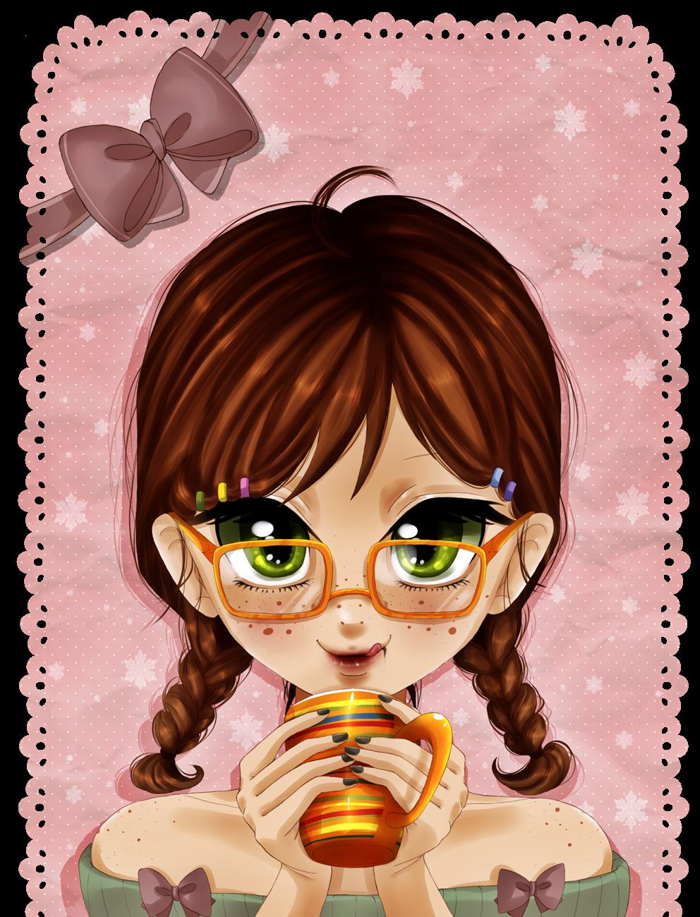 Delicious Cocoa by Suesanne