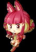 :RQ: Rose Rabbit by Suesanne