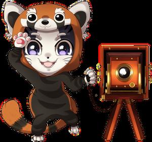 :C: Chibimall Mascot by Suesanne