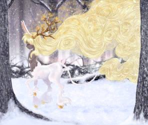 Frozen by Suesanne