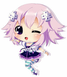 :C: Neptunia Neptune