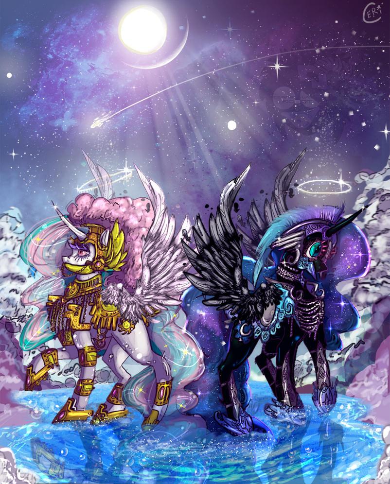 Royal Armor by CorrsollaRobot