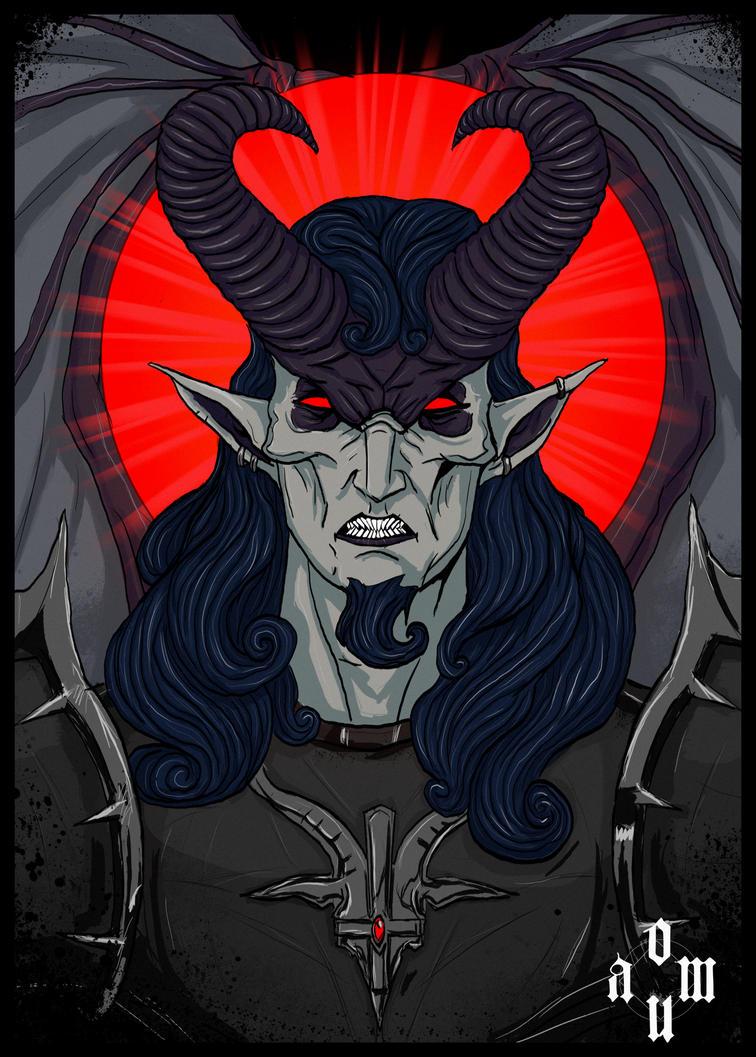 Demon by UselessHopeless