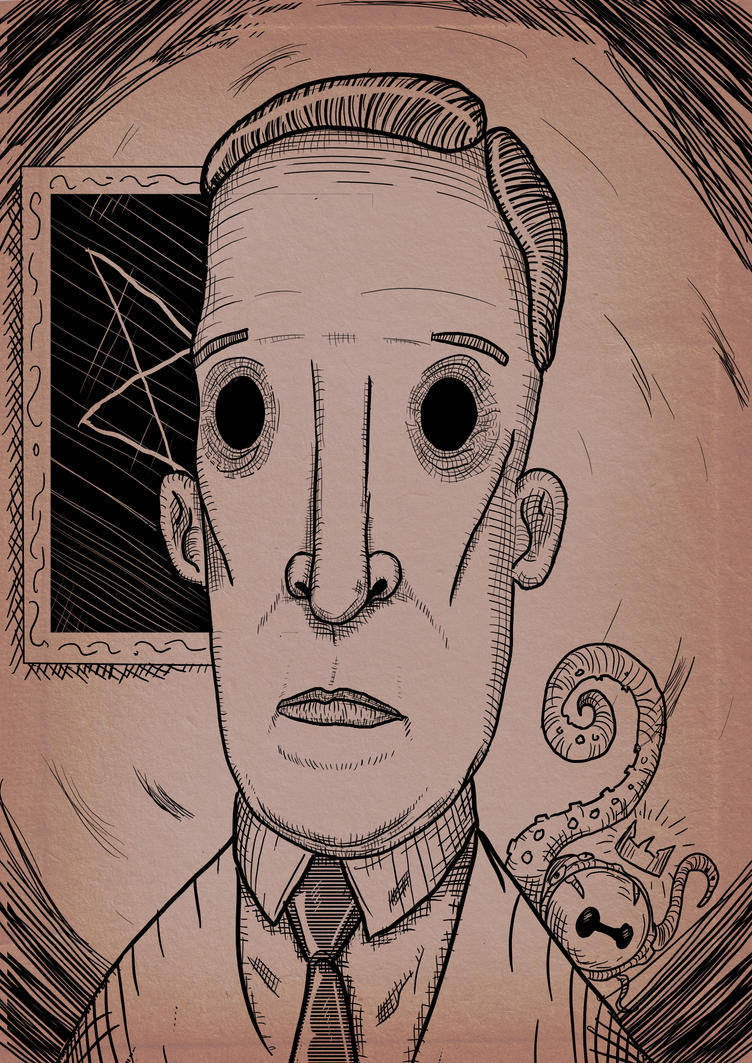 Lovecraft by UselessHopeless