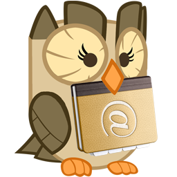 Address Book Owlicious Osx Icon By Glitch452 On Deviantart
