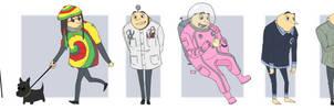 Despicable Me: Gru's Wardrobe