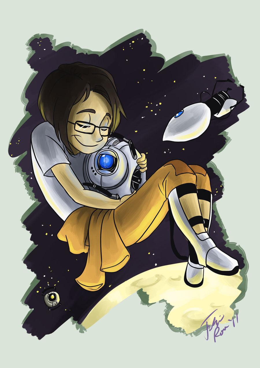 Portal: I Forgive You by forte-girl7