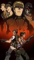 RE: Resident Evil 5 by forte-girl7