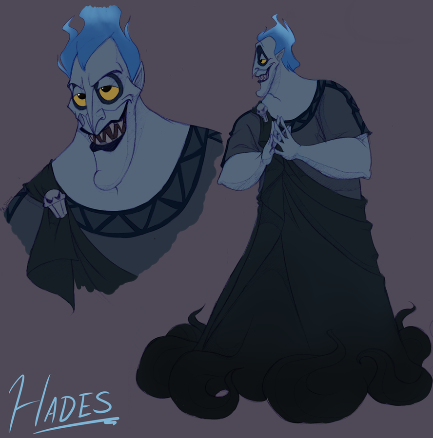 disney clipart- hades - photo #41