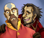 LoK: Hey Little Brother