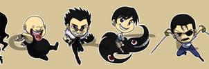 Stickers: Fullmetal Alchemist 3