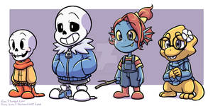 Undertale: Kids?