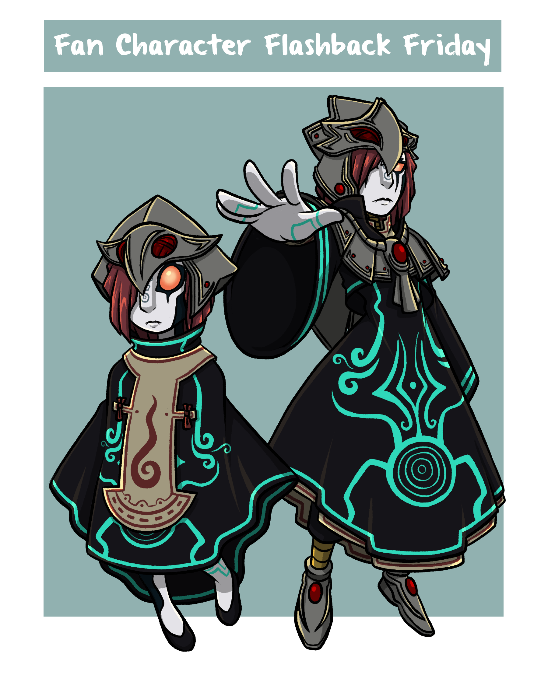 Forte's Fan Character Flashback Friday 4