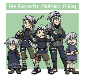 Forte's Fan Character Flashback Friday 11 by forte-girl7