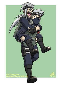 Naruto: Piggyback