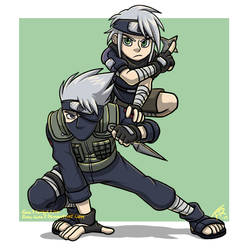 Naruto: Battle Pose
