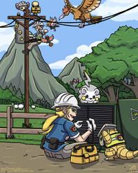 NPC PokeZine: A Countryside Call