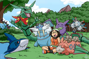 Pokemon: Emerald Nuzlocke End
