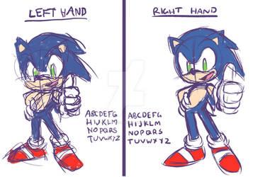 Art Stream: Art Challenge - Left Hand Challenge