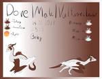 [HTTYDG} Dove - Vultureclaw