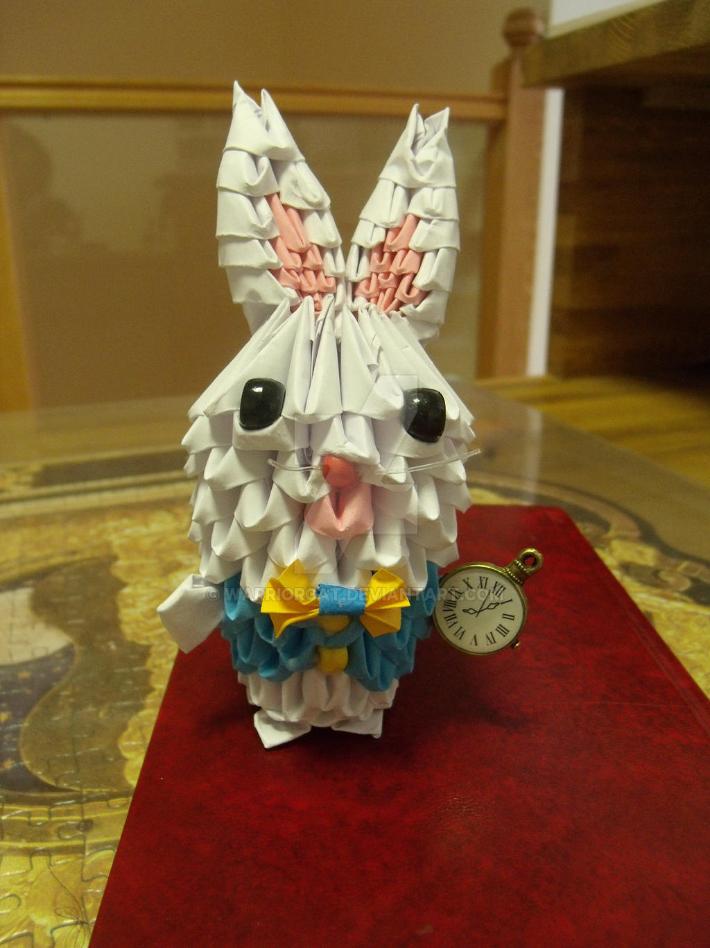 Realistic Detailed 3d Origami Paper Animal Goat Vector Stock ... | 1366x1024