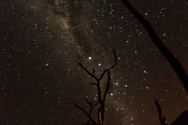 Milky Way II by Arteric