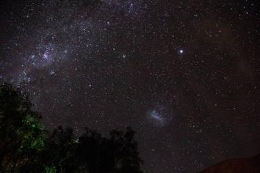 Nube de Magallanes by Arteric