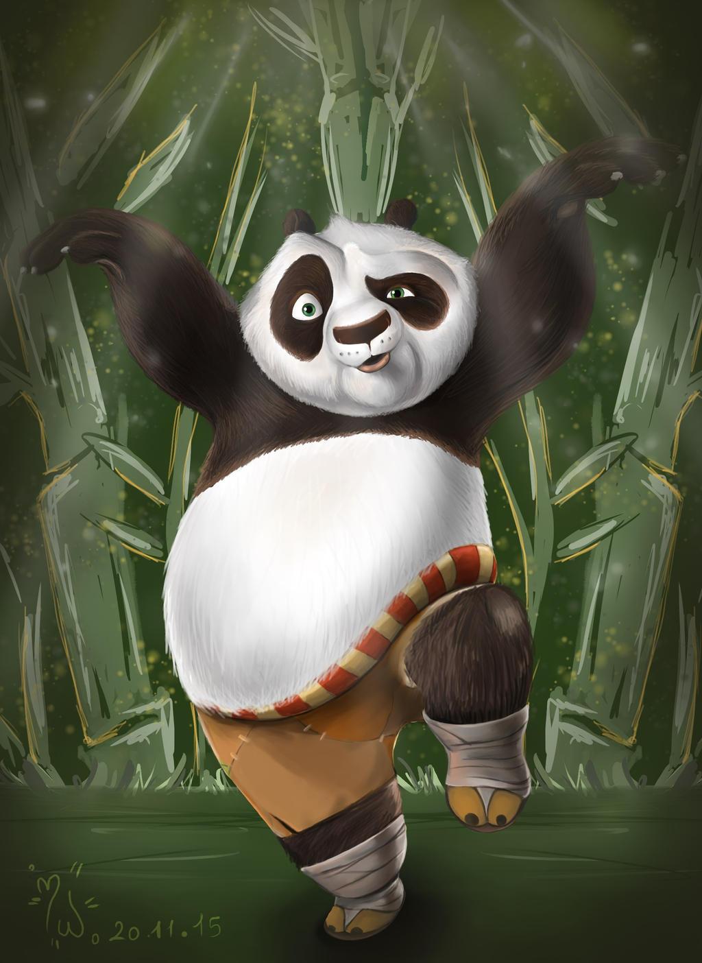 Kung Fu Panda - Mei Ling by Stitchfan on DeviantArt