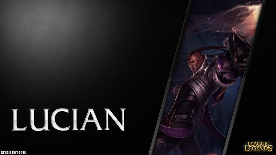 Lucian League of Legends Wallpaper Wallpaper Lucian League of
