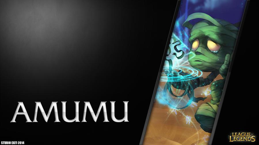 Wallpaper Amumu League of legends by Black-adrac-star on ...