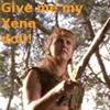 Gab's Xena Doll... Again by demoka