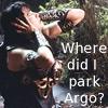 Where did Xena park Argo? by demoka
