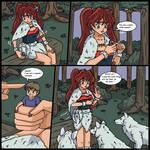 Giantess Comic 5 of 6