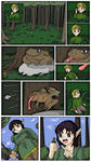 Giantess Elf Princess and Her Tiny Knight 3 by AmyGiantess
