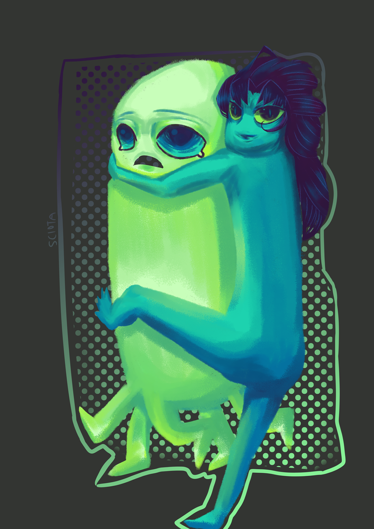 Hug Murderer by Sciota