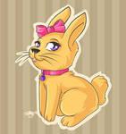 Now a bunny, still no name