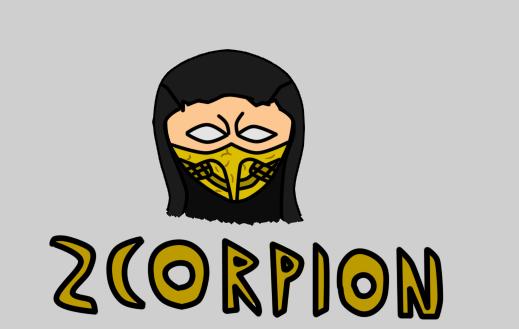 MKX scorpion by dick-grayson-nightwi