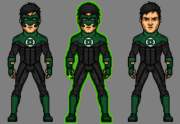 Me as Green Lantern by dick-grayson-nightwi