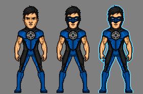 Me as Blue Lantern by dick-grayson-nightwi