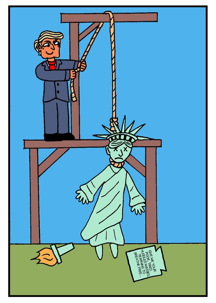 Trumpocalypse Now by Ematar