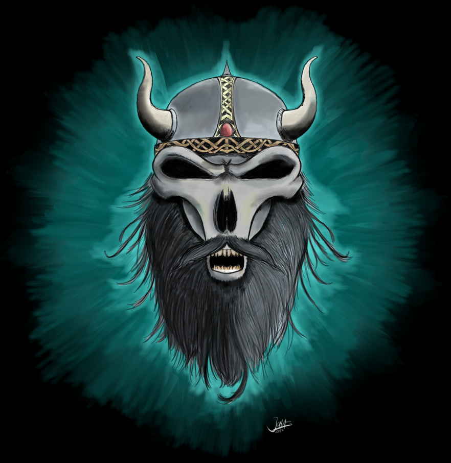Viking demon by Jonas72
